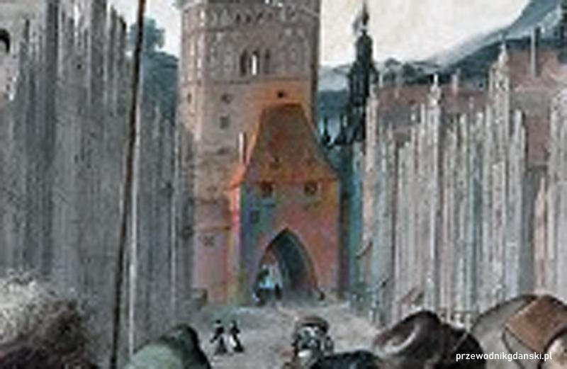 Dawna Brama Długouliczna, Gdańsk