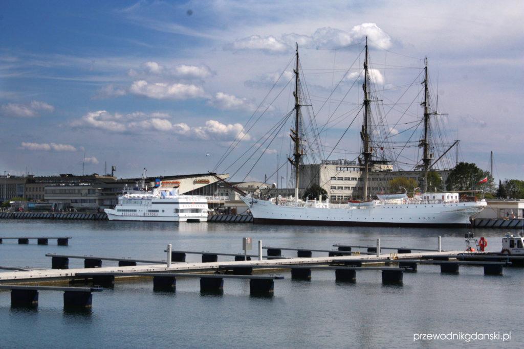 Statki w Gdyni