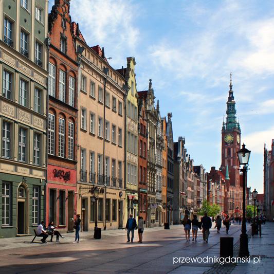 Zwiedzanie Gdańska z przewodnikiem