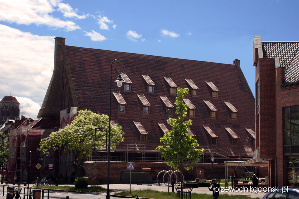 Wielki Młyn, Gdańsk