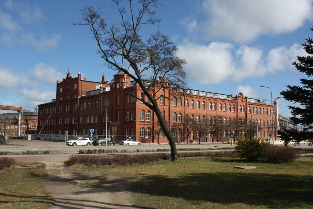 Dyrekcja Stoczni Gdańskiej