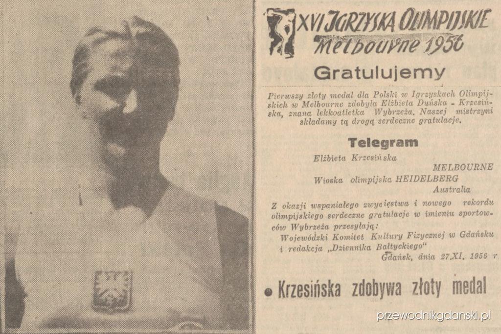 Elżbieta Duńskia -Krzesińska