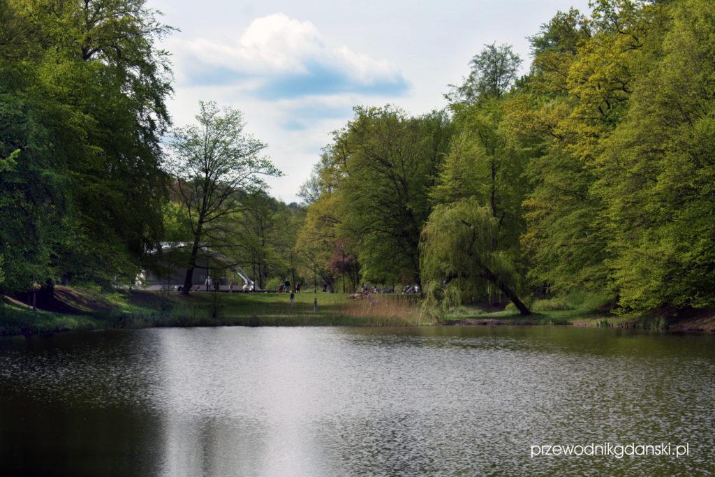 Park Oruński, Amfiteatr