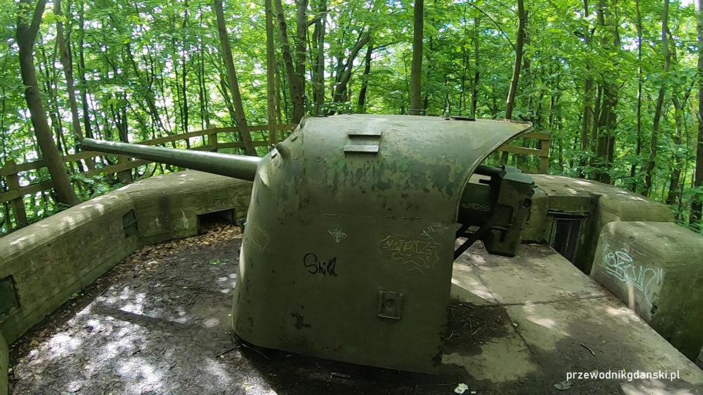 Gdynia: Bateria Artylerii Stałej