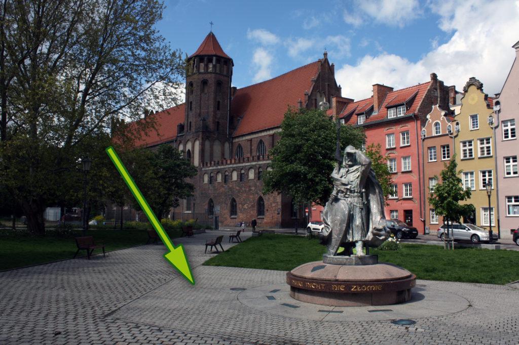 Zwiedzanie z przewodnikiem: tajemnice herbu Gdańska
