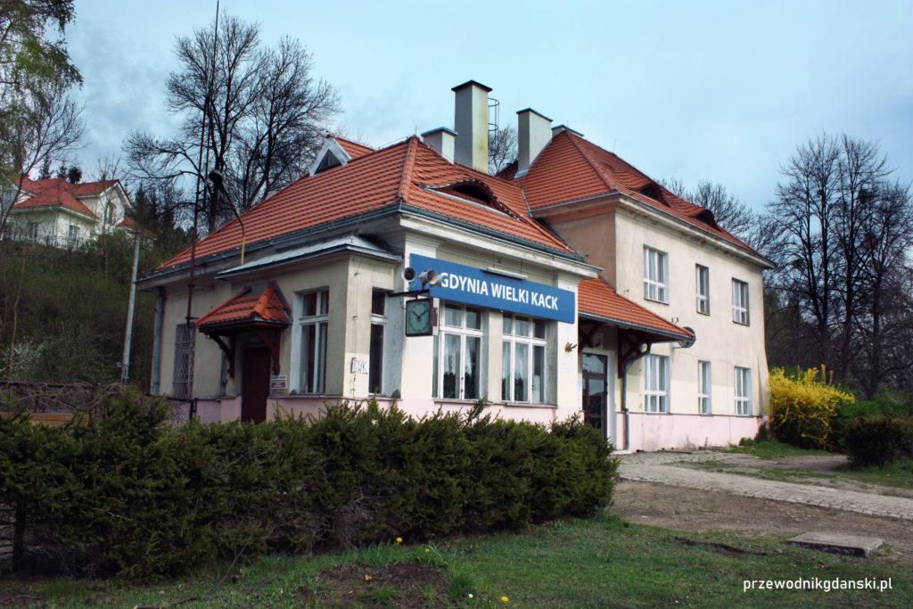 Stacja Gdynia Wielki Kack