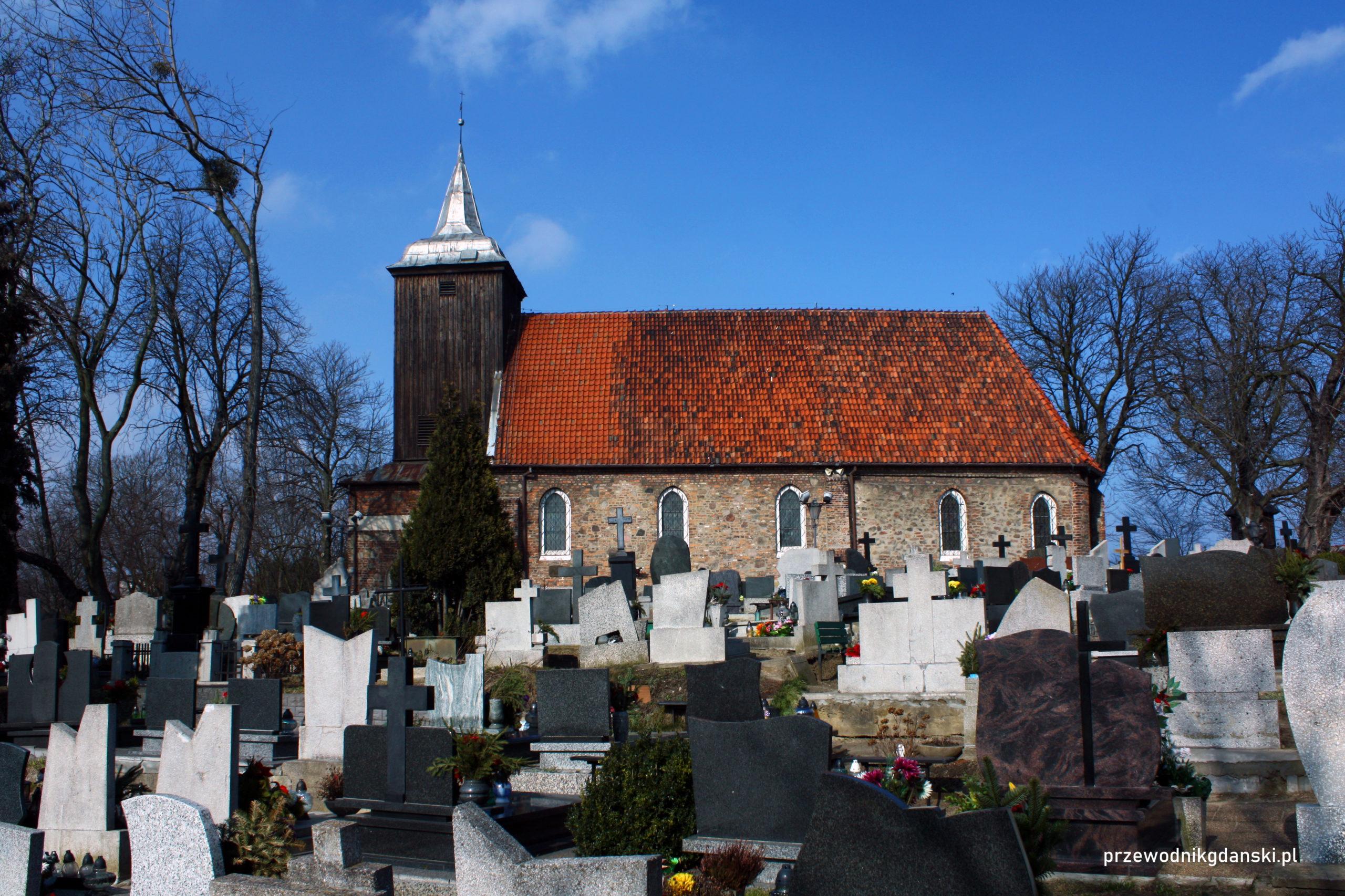 kościół Oksywie