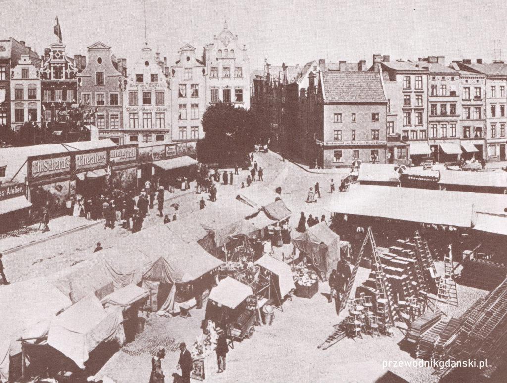Jarmark św. Dominika 1890