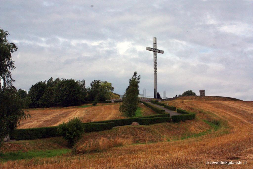 Pelplin, góra Jana Pawła II
