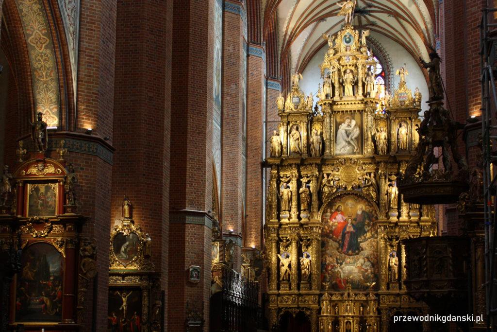 Ołtarz Katedry Pelplińskiej