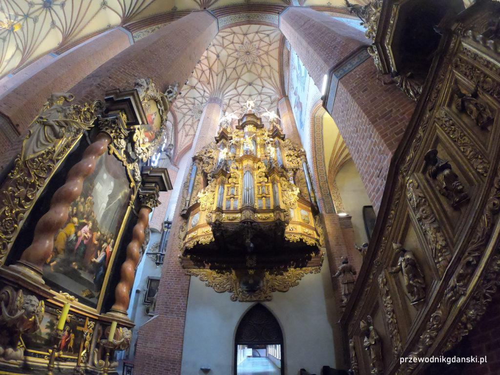 Organy katedralne w Pelplinie