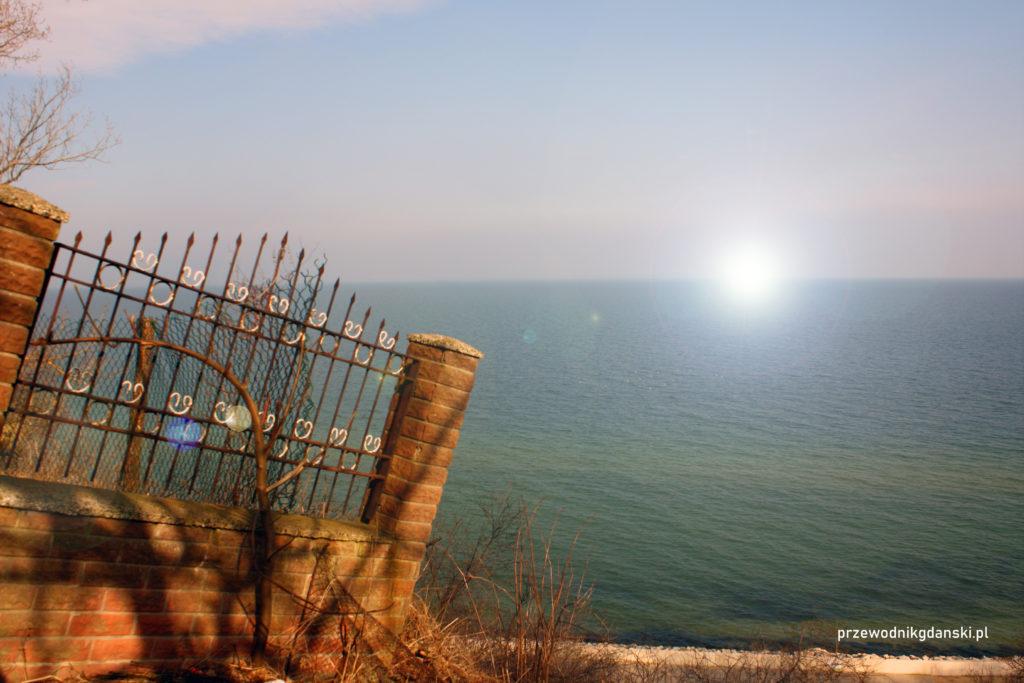 Widok z Kępy Oksywskiej