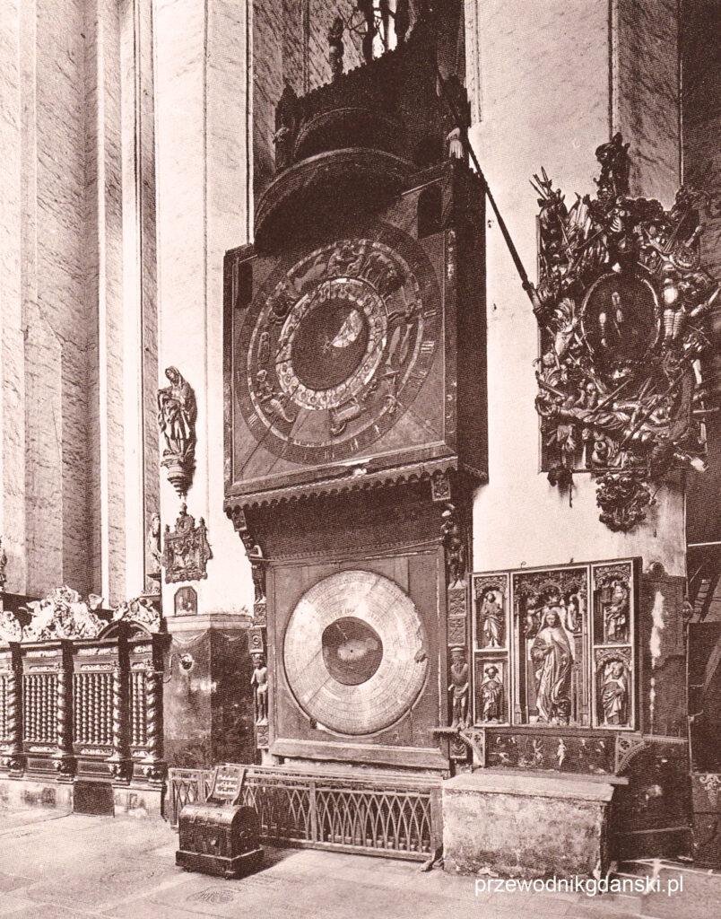 Zegar Astronomiczny, Gdańsk, 1905