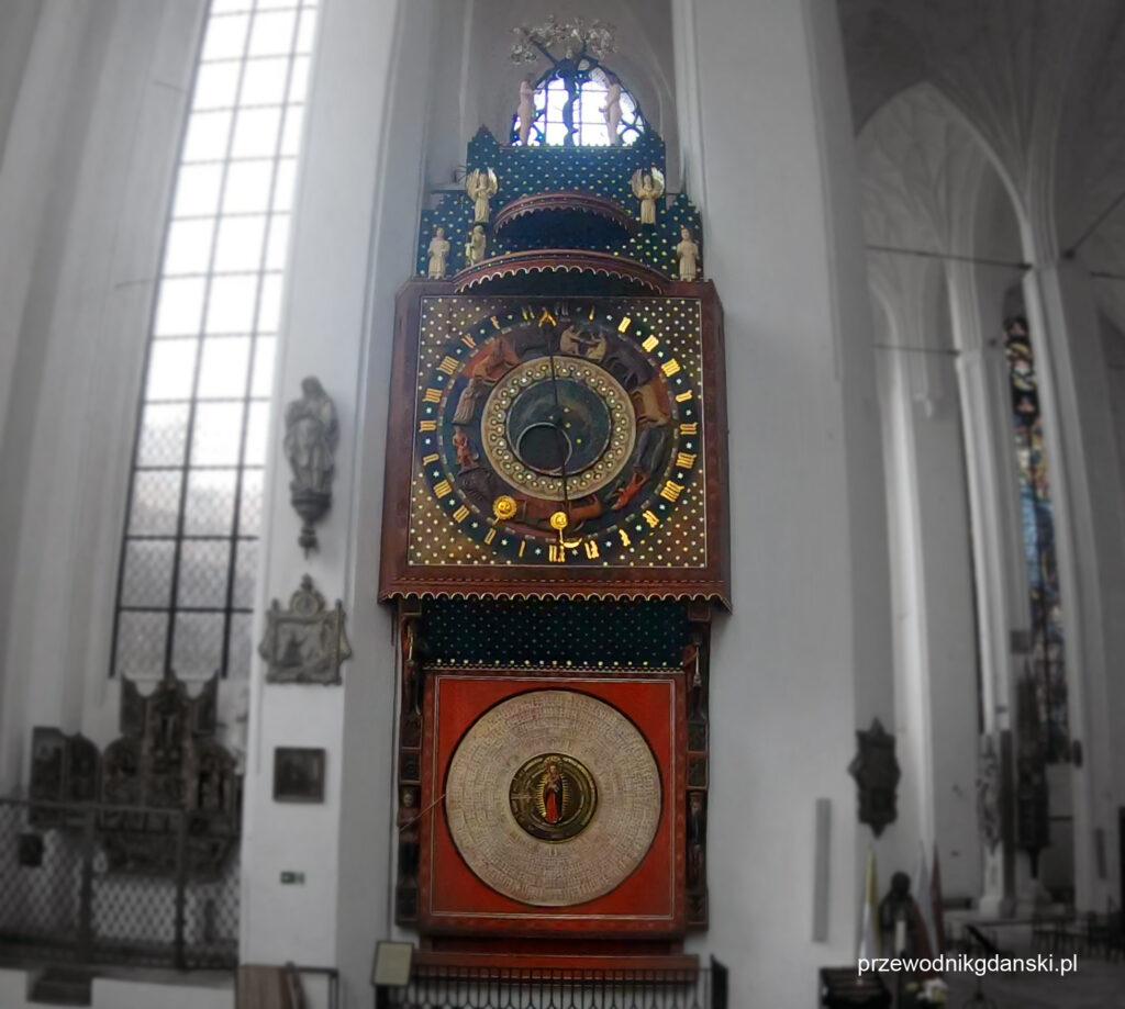 Zegar Astronomiczny, Gdańsk, BNMP, 2020